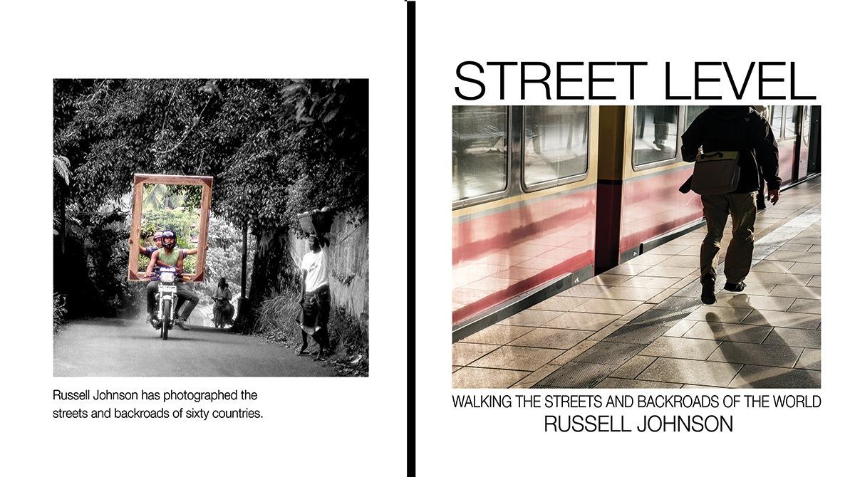 PHOTO BOOK - STREET LEVEL