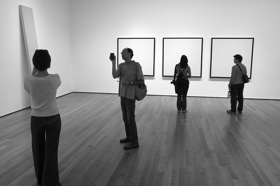 Is it Art? Museum of Modern Art, New York