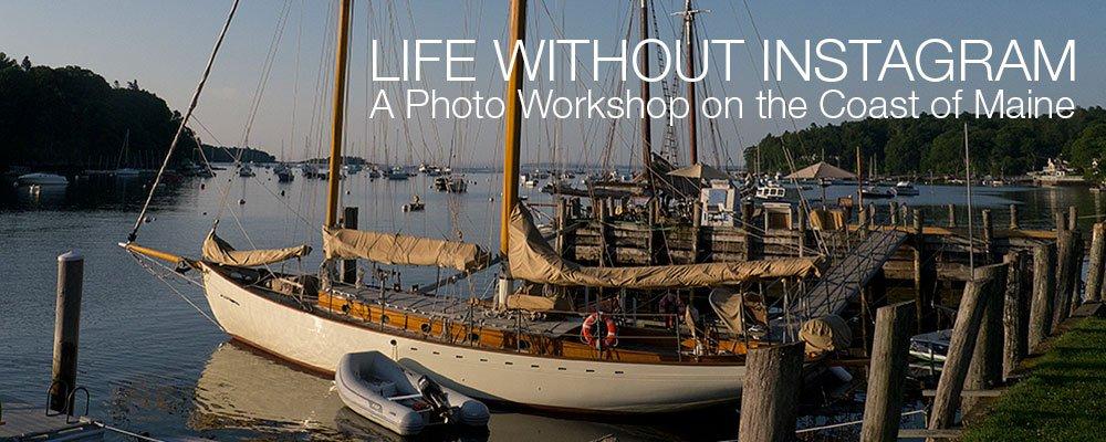 Rockort, Maine Yachts