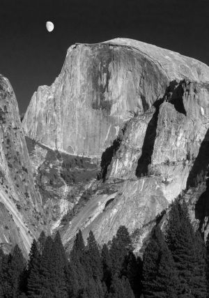 Stalking Ansel Adams, Half Dome, Yosemite
