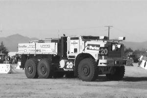 16 Ton Robotic Truck
