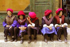 Gossip: Yunnan Province, China 2006