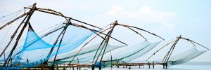 Fishing Nets - Kochi, India